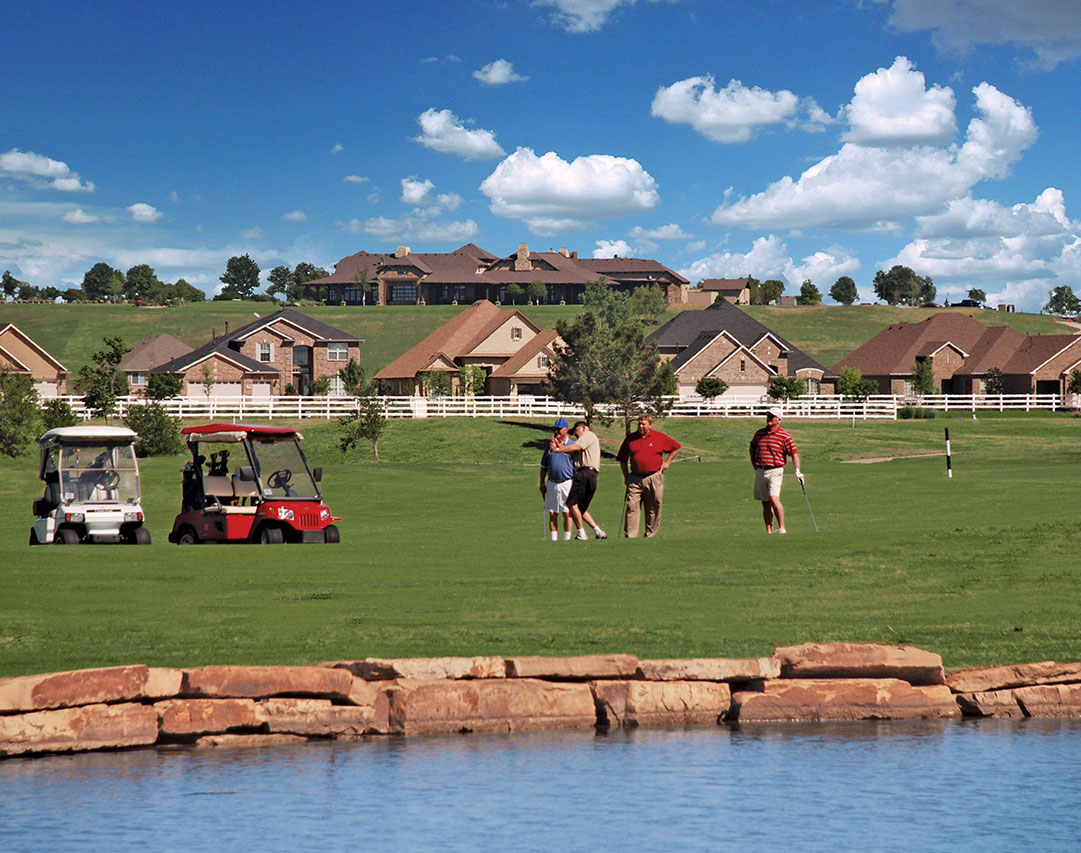 Robson ranch for active adults